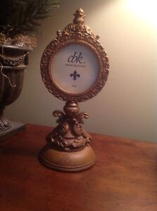 Antique looking frame