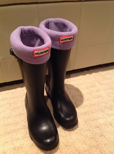 Hunter Boots- Girls-Youth