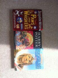 Random mix of books