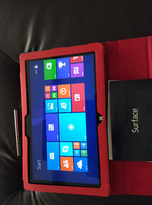 MICROSOFT SURFACE RT 8.0 TABLET