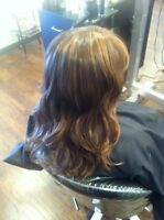 Hairstylist Moncton and riverview. Aveda spa/ salon