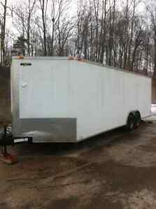 2010 - 24 Ft. Cargo Trailer for Sale