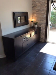 Contemporary Buffet Sideboard