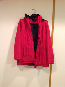 WOMEN'S WARM PARKA