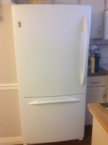 GE Profile Bottom Freezer