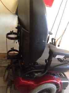 Powered Riding Chair by Eclipse with OXYGEN HOLDER..... Regina Regina Area image 2