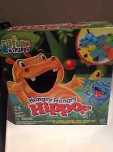 Jeux hungry hungry hippo