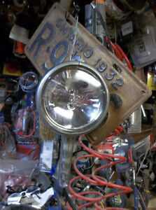 Genuine vintage Ford accessory spotlight ...... works great
