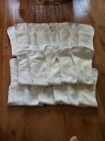 19 Stay Dry Cloth Diaper Inserts