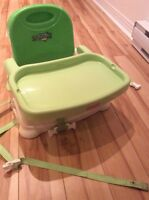 chaise d'appoint fisher price