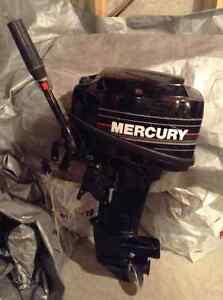8hp Mercury outboard motor