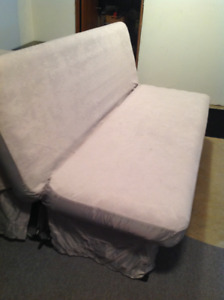 AIR MATTRESS-COUCH COMBO-queen or 2 twin