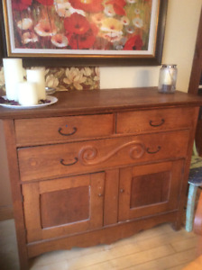 2 bureau antique