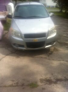 2009 CHEVY AVEO FOR SALE OR TRADE!