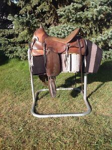 Antique saddle 1901 Strathcona County Edmonton Area image 4