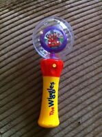 WANTED!  The Wiggles Spinning Light Wand
