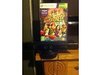 Kinect+game