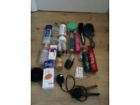 Hair items/ other