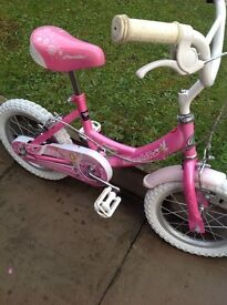 14 inch fairy probike in very good clean condition.