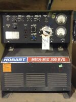 Hobart 300 Amp Mig Welder RC-300RVS Used *NEW PRICE