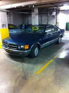 Benz 500 sec coupe 1985, 2nd owner West Island Greater Montréal image 3