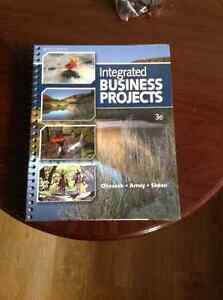 Integrated Business Projects 3rd Edition St. John's Newfoundland image 1