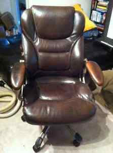 Leather Office Chair Executive Style | Bradford ON