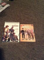 The bonanza DVD collection and best of bonanza dvd