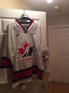 Team Canada Jersey Dropped Price