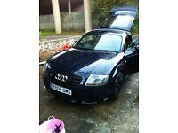 Audi TT Quattro 3.2