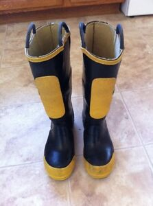 NFPA Rubber Boots CSA Certified