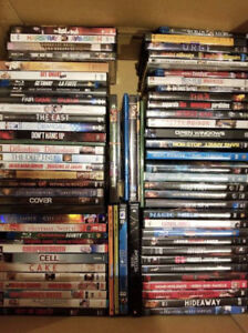 DVD Collection (Over 70 DVDs)