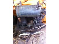 Compressor vintage project spares repair