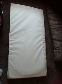 Baby cot mattress babies r us vgc