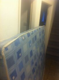 Queen size unused mattress can also deliver