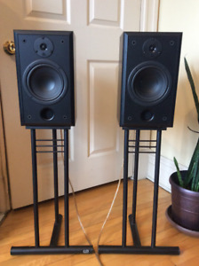 Haut-parleurs Acoustic Research 206 HO bookshelf speakers