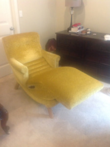 60's Lounge Chair ONE OF A KIND