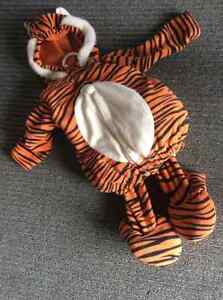 Puffy Tiger Costume - 2T-3T