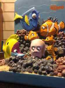 Superbe sculpture Finding Nemo