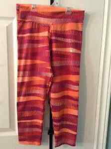 Adidas Capri length leggings