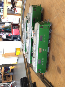 LIONEL TRAIN COLLECTION from ca. 1935-1980  Track O