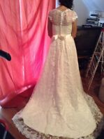 custom made brand new wedding dress