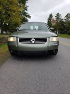 Volkswagen V6 Passat Sedan 2003 4 motion