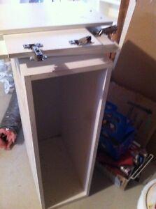 Melamine cabinets
