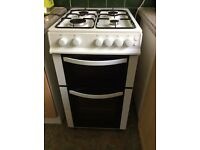4 Ring Cooker, with Oven and Grill