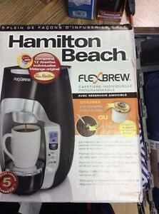 Hamilton beach coffee maker / cafetière
