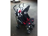 Costtu twin baby push chair for sale