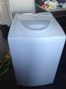 Portable washer with warranty