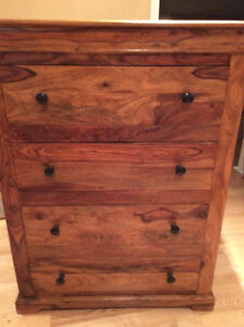 Chest Solid Wood