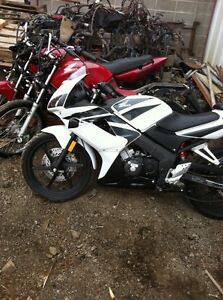 Motor bikes for parts Strathcona County Edmonton Area image 4